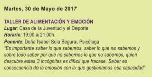Martes 30 de mayo