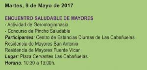 Martes 9 de mayo